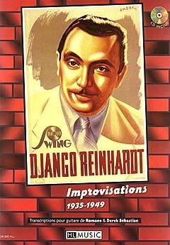Reinhardt , Django - Improvisations 1935-1949 + CD