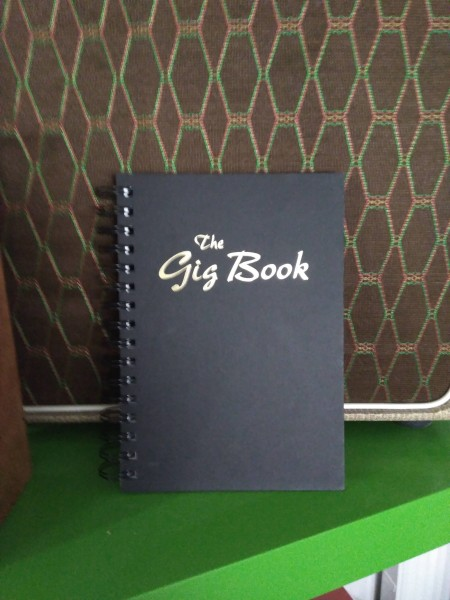 RNT Gigbook