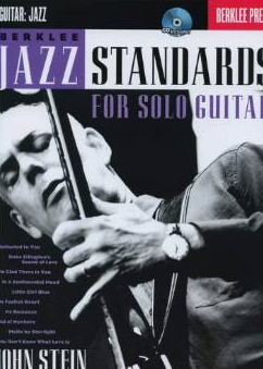 Berklee Jazz Standards for Solo Guitar - Berklee Press Book/CD