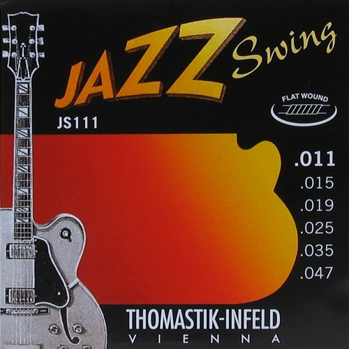 Thomastik Jazz Swing 11er Flatwound