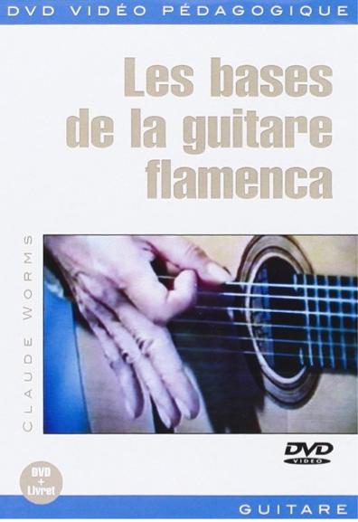 Bases de la Guitare Flamenca - DVD