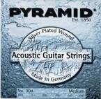 PYRAMID Silverplated light/medium
