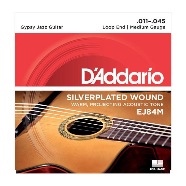 D'Addario Gypsy Jazz Strings