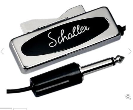 Schaller 10/40 Vintage Pickup