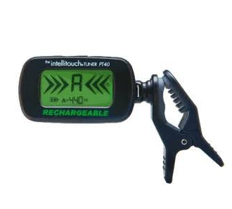 Intellitouch Tuner PT-40 Rechargeable