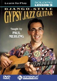 DVD - Paul Mehling II Soloing