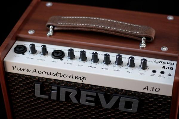 Lirevo Pure Acoustic Amp A30