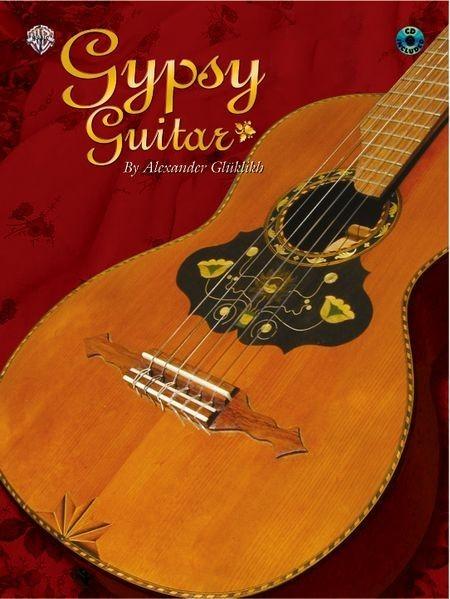 Alexander Gluklikh: Gypsy Guitar