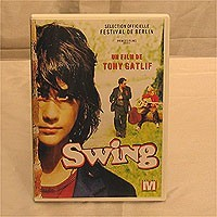 DVD Tony Gatlif - Swing