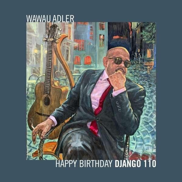 Wawau Adler Happy Birthday Django 110