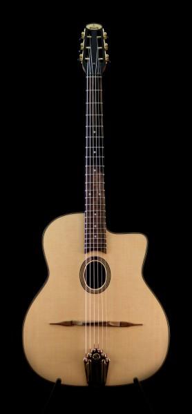 2020 Goulielmos Selmer Guitar OV 670