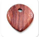 Le Niglo no4 - ergonomique pick Rosewood